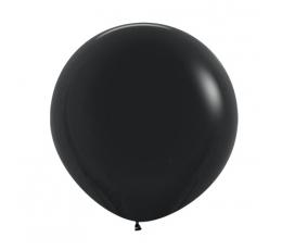 Didelis balionas,  juodas (60 cm)