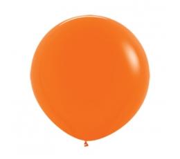 Didelis balionas,  oranžinis (60 cm)
