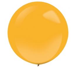 Didelis balionas, oranžinis (61 cm)