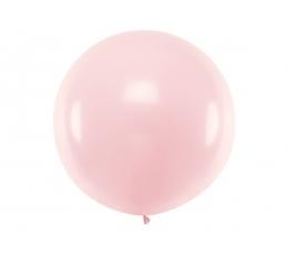 Didelis balionas, rausvas (1 m)