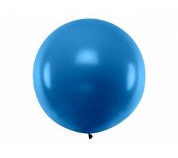 Didelis balionas, tamsiai mėlynas (1 m)