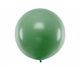Didelis balionas,  tamsiai žalias (1 m)