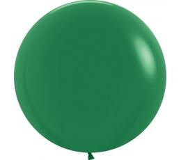 Didelis balionas, tamsiai žalias (60 cm)