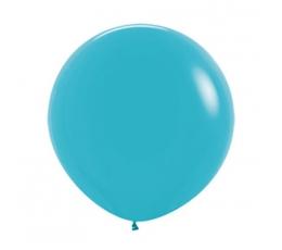 Didelis balionas,  vandenyno spalvos (60 cm)
