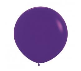 Didelis balionas, violetinis (61 cm)