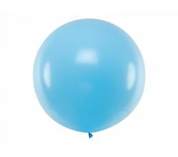Didelis balionas, žydras (1 m)