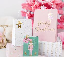 "Dovanų maišeliai ""Konfeti Kalėdos"" (3 vnt.) 1"
