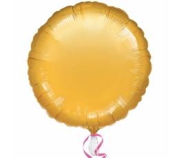 """Folinis balionas """"Auksinis apskritimas"""" (43 cm)"""