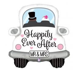 """Folinis balionas """"Happily ever after"""" (79 cm)"""