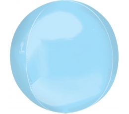 "Folinis balionas ""Orbz"", žydras (38 cm)"