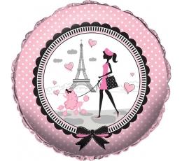 Folinis balionas ''Paryžius'' (45.7 cm)