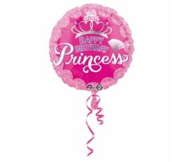 "Folinis balionas ""Princesės karūna"" (43 cm)"