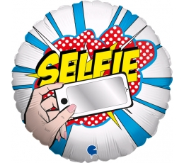 "Folinis balionas ""Selfie"" (46 cm)"