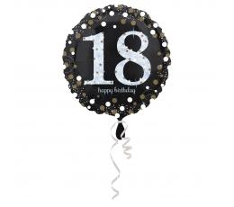 """Folinis balionas """"Sparkling 18"""" (45 cm)"""