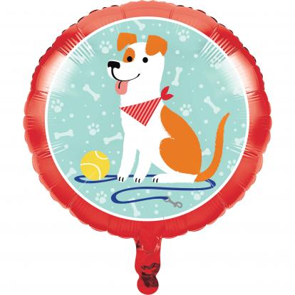 """Folinis balionas """"Šuniukai"""" (45 cm)"""