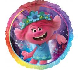 "Folinis balionas ""Troliai. Popytė"" (43 cm)"