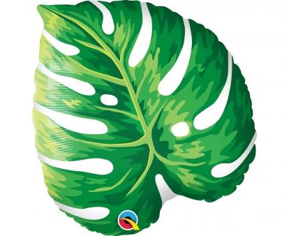 """Folinis balionas """"Tropikų lapas"""" (53 cm)"""