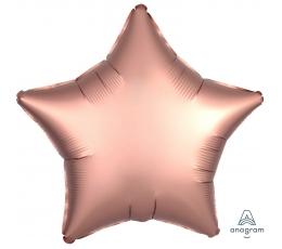 """Folinis balionas """"Vario žvaigždė"""", matinis (48 cm)"""