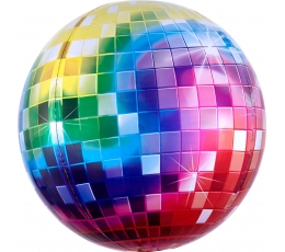 """Folinis balionas-orbz """"Disco"""" (38x40 cm)"""
