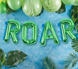 """Folinių balionų rinkinys """"Roar""""  1"""
