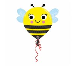 """Forminis balionas """"Bitutė"""" (55x53 cm)"""