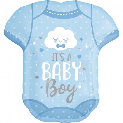 "Forminis balionas ""It's a baby boy"" (55x60 cm)"
