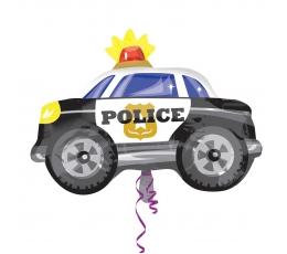 "Forminis balionas ""Policijos automobilis"" (60x45 cm)"