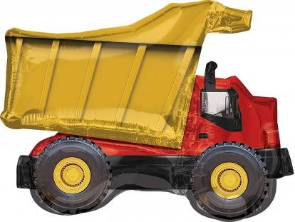 """Forminis balionas """"Sunkvežimis"""" (81x63cm)"""