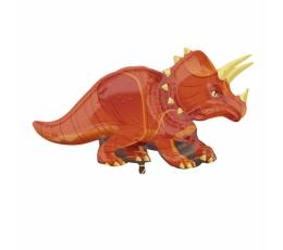 """Forminis balionas """"Triceratopsas"""" (106x60 cm)"""