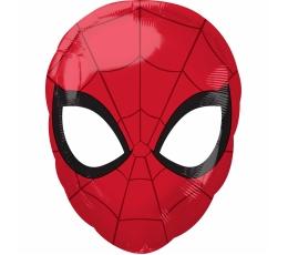 """Forminis folinis balionas """"Spidermeno kaukė"""" (30x43 cm)"""