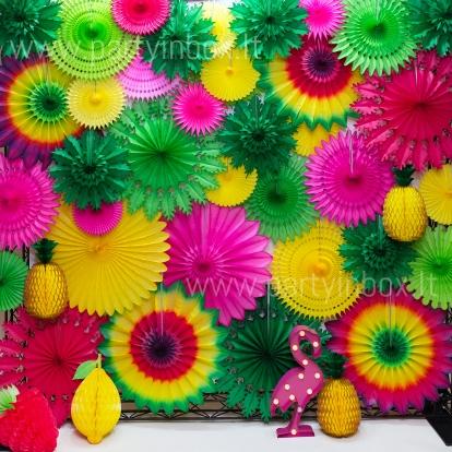 "(NUOMA) Foto sienelė ""Tropikai"""