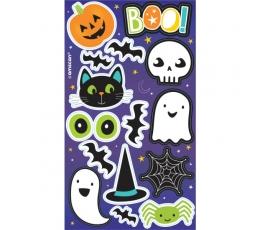 Helovino lipdukai (4 lapeliai)