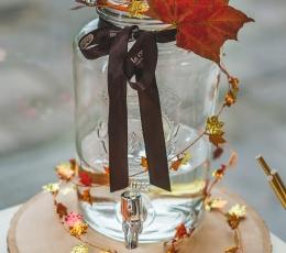 (NUOMA) Indas gėrimams su kraneliu 1