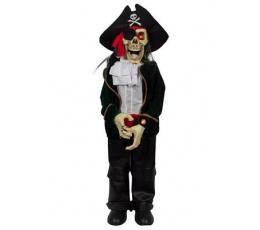 """Interaktyvi dekoracija """"Piratų kapitonas"""" (1 m)"""