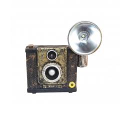 """Interaktyvi dekoracija """"Senovinis fotoaparatas"""" (24 cm)"""