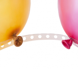 Juosta balionų girliandai (5 m) 1