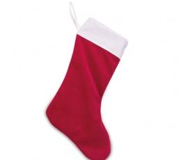 Kalėdinė kojinė, ilga (29x48 cm) 1