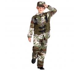 Kareivio kostiumas, vaikiškas (7-9 m.)