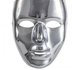 """Kaukė """"Metalinis veidas"""""""
