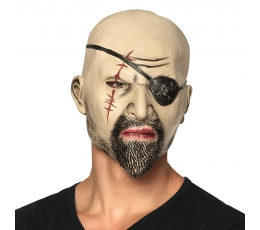 """Kaukė """"Piratas su akies raiščiu"""""""