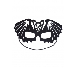 "Kaukė ""Šikšnosparnis"", minkšta"
