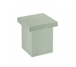 Kėdutė-daiktadėžė, kartoninė (31X31X35 cm)