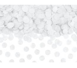 Konfeti, balti popieriniai (15 g.)