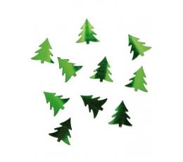 "Konfeti ""Kalėdų eglutės"" (10 g)"