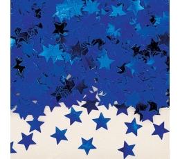 """Konfeti """"Mėlynos žvaigždės"""" (14 g.)"""
