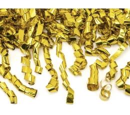 """Konfeti patranka """"Auksiniai suktukai"""" (60 cm)"""