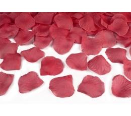 """Konfeti patranka """"Raudoni žiedlapiai"""" (60 cm)"""
