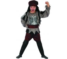 """Kostiumas """"Piratas-skeletas"""" (L)"""