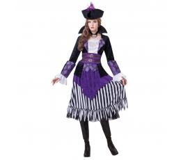 """Kostiumas """"Piratų kapitonė"""" (M)"""