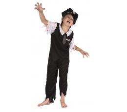 """Kostiumas  """"Zombis policininkas"""" (7-9 m)"""